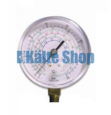 Manometer PF80/9R1/A3/K1 Wigam