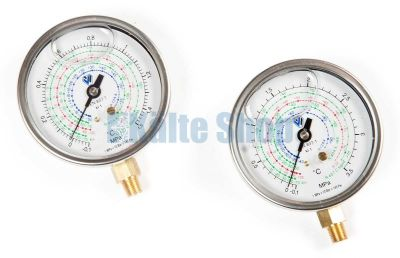 Manometer ML80/35R1/A6/K1 Wigam