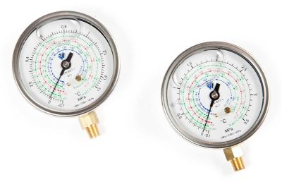 Manometer ML80/100R1/D5/K1 Wigam