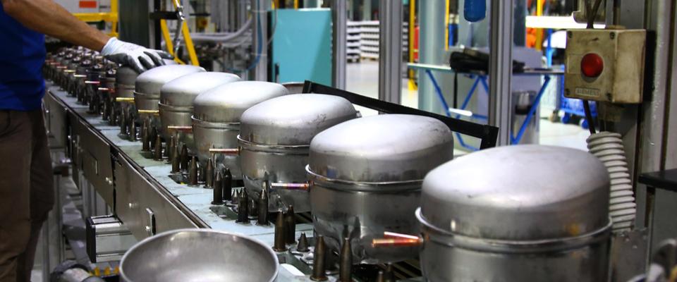 Kompressoren von Stückabnahme bis Großmenge